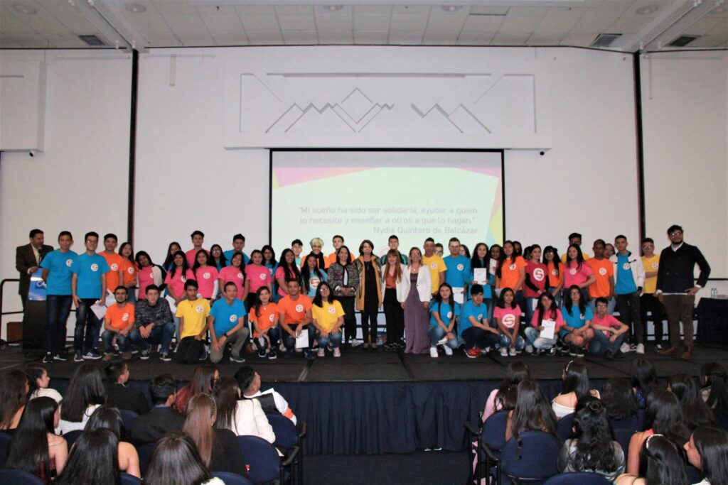 Foto de archivo: Plenaria de Jóvenes Solidarios 2019
